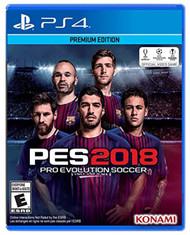 Pro Evolution Soccer 2018 Standard Edition For PlayStation 4 - EE743621
