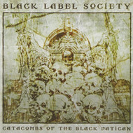 Catacombs Of The Black Vatican By Black Label Society On Audio CD - EE743665