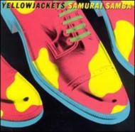 Samurai Samba By Yellowjackets On Audio CD Album Multicolor 1990 - EE743695