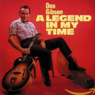 Legend In My Time By Don Gibson On Audio CD Album Multicolor 1988 - EE743700