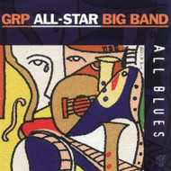 All Blues By Grp All Stars On Audio CD Album Multicolor 1995 - EE743703