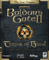 Baldur's Gate 2 Expansion: Throne Of Bhaal PC Software RPG - EE743711