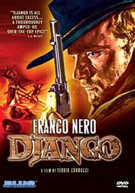 Django On DVD With Franco Nero - EE743722