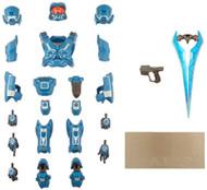Kotobukiya Halo: Mjolnir Mark VI Armor Set Statue Toy 6 - EE743753