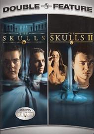The Skulls / The Skulls II Double Feature On DVD With Joshua Jackson - EE743765