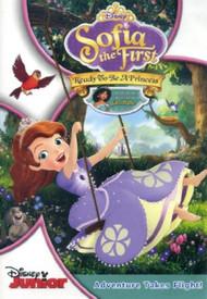 Sofia The First: Ready To Be A Princess On DVD Disney Movie - EE743769