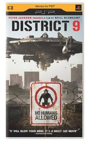 District 9 UMD For PSP - EE743792
