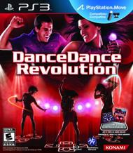 Dancedance Revolution PS3 For PlayStation 3 Music - EE743804