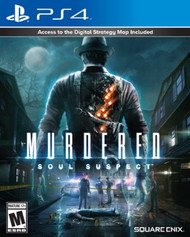 Murdered Soul Suspect For PlayStation 4 PS4 PS5 - EE743809