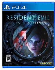 Resident Evil Revelations Standard Edition For PlayStation 4 PS4 PS5 - EE743814