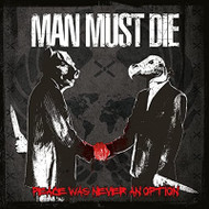 Peace Was Never An Option By Man Must Die On Audio CD Album Multicolor - EE743823