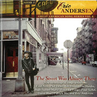 The Street Was Always There By Eric Andersen And Eric Andersen - EE743825