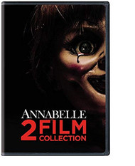Annabelle 2 Film Collection On DVD Horror Movie - EE743857