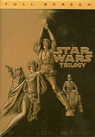 Star Wars Trilogy On DVD With Carrie Fisher Movie - EE743859