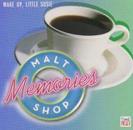 Malt Shop Memories: Wake Up Little Susie On Audio CD Album Blue - EE743879