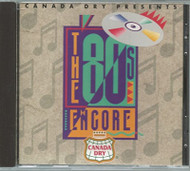 The 80'S Encore By Canada Dry On Audio CD Album - EE743880