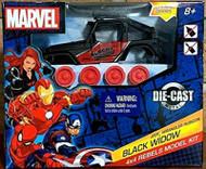"Marvel 4X4 Rebels Model Kit 4.5"" Truck Build Kit Black Widow - EE743886"