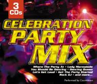 Celebration Party Mix By Celebration Party Mix On Audio CD Album - EE743890