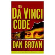 The Da Vinci Code By Dan Brown Colin Stinton Narrator On Audio - D643703