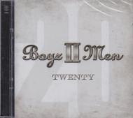 Boyz II Men Twenty Limited Edition 2 CD Featuring Greatest Hits On - EE743894