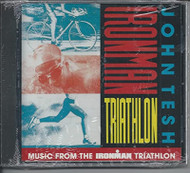 Music From Ironman Triathalon On Audio CD Album Multicolor - EE743900