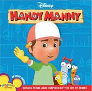 Handy Manny By Disney On Audio CD Album Multicolor 2008 - EE744041