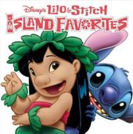 Lilo And Stitch: Island Favorites On Audio CD Album Disney Multicolor  - EE744042