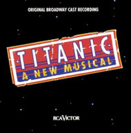 Titanic: A Musical On Audio CD Album Multicolor - EE744053