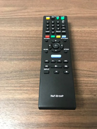 Replacement Remote Model RMT-B104P For Blu-Ray Disc Player - EE744065