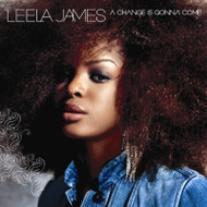 A Change Is Gonna Come By Leela James On Audio CD Album Multicolor 200 - EE744083