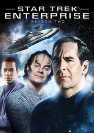 Star Trek: Enterprise: The Complete Second Season On DVD With Scott - EE744085
