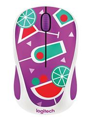 Logitech M325 Mouse Wireless Cocktail Cocktail Purple Mini JHM938 - ZZ744084