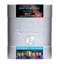 Star Trek Enterprise The Complete Third Season On DVD With Scott - EE744087