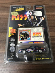 Kiss Johnny Lightning Number 49 Diecast Toy Car Paul Stanley - EE744093