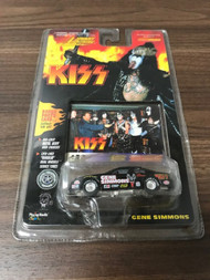 Kiss Gene Simmons Johnny Lightning Car Nib 090733152008 34 #'S Your - EE744095
