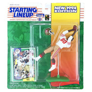 Starting Lineup 1994 Jerry Rice NFL Toy Football - EE744097