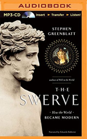 The Swerve By Stephen Greenblatt And Edoardo Ballerini Reader On Audio - EE744128
