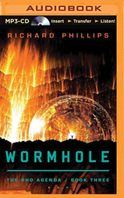 Wormhole The Rho Agenda By Richard Phillips And Macleod Andrews Reader - EE744141