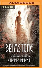 Brimstone By Cherie Priest And P J Ochlan Suzanne Elise Freeman Reader - EE744145