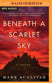 Beneath A Scarlet Sky By Mark Sullivan And Will Damron Reader On Audio - EE744151