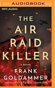 Air RAID Killer The Max Heller Dresden Detective 1 By Frank Goldammer - EE744157