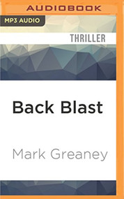 Back Blast Gray Man By Mark Greaney And Jay Snyder Reader On Audio MP3 - EE744158