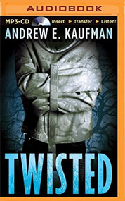 Twisted On Audio MP3 CD Thriller Audiobook By Andrew E Kaufman - EE744161