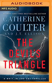 The Devil's Triangle A Brit In The FBI By Jt Ellison Catherine Coulter - EE744169