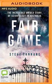 Fair Game By Steve Cannane And Steve Cannane Reader On Audio MP3 - EE744173