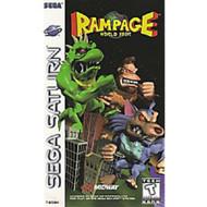 Rampage World Tour Sega Saturn For Sega Saturn - EE744177