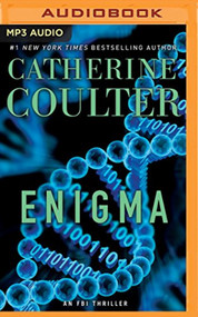 Enigma An FBI Thriller By Catherine Coulter On Audio MP3 CD Romantic - EE744183