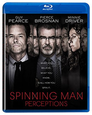 Spinning Man With Guy Pearce On Blu-Ray Movie - EE744215