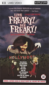 Live Freaky Die Freaky Edited For Content UMD For PSP - EE744218