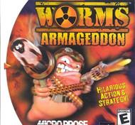 Worms: Armageddon For Sega Dreamcast - EE744235
